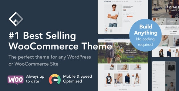 NULLED Flatsome v3.13.2 - Multi-Purpose Responsive WooCommerce Theme