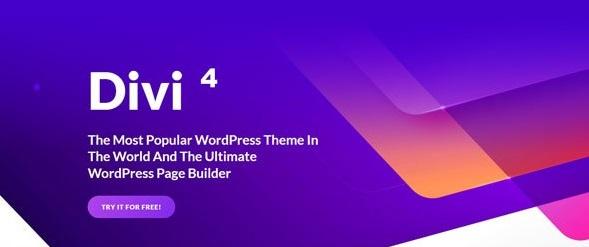 NULLED Divi v4.9.3 + Divi Builder - Elegant themes WordPress Theme + Plugin